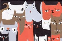 cats / by Erin Gibbs