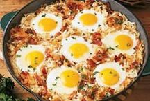 Breakfast / Loving these breakfast recipes / by Lanie Blackmon
