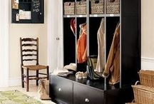 Home Organization / Ideas to organize the house.