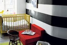 Nursery Ideas / Some inspiration if you are designing a little girl's nursery.