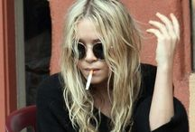 Mary-Kate Olsen / by Kellie Freeman