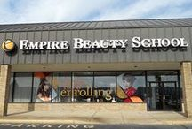 Find a Beauty School / by Empire Beauty Schools