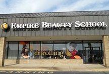 Find a Beauty School / by Empire Beauty Schools