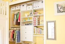 organizing :: closets / by Ask Anna