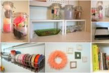 organizing :: crafts / by Ask Anna