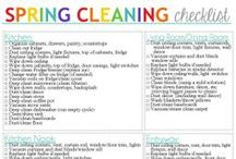 cleaning :: printables / A collection of FREE printables from the top cleaning experts. / by Ask Anna