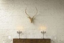 (Decor) Rustic. / Modern & Rustic Luxe / by Pedaldance