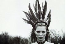 Kate Moss / by Kellie Freeman