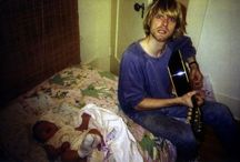 Kurt Cobain / by Kellie Freeman