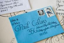 The Letter / Handwritten letters, Fonts, Printables, Writing Styles and Tutorials.