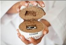 """I Do"" to Baseball / by Major League Baseball"
