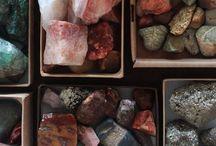 Sparkling Crystals & Minerals