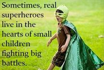 Superhero Quotes & Pics / I want to be a superhero when I grow up.
