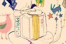 Kiddies Books / Children's Book Illustration