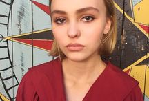 Lily Rose Depp / by Kellie Freeman