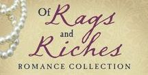 Of Rags and Riches Romance Collection / Nine Stories of Poverty and Opulence During the Gilded Age--coming from Barbour Books in July 2017