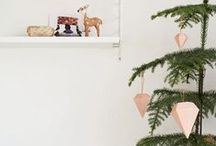 HOLIDAYS / Tasteful and minimalist holiday decor