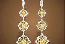 3D CAD Earrings / 3D CAD Jewelry Design Models