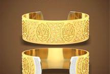 3D CAD Bracelets / 3D CAD Jewelry Design Models