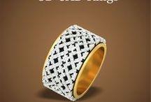 3D CAD Rings / 3D CAD Jewelry Design Models