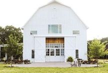 The Farmhouse in the Country / I'm just a country girl; here's my inspiration.