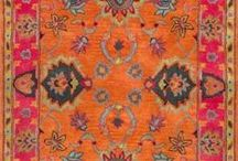 The Rug / Beautiful rugs make the room.