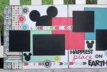 Scrapbooking / Scrapbooking goodness / by Sondra D