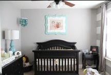 Nursery Ideas / by Erin Kristen