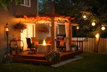 Backyard Ideas / by Christi | Love From The Oven