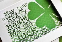 St Patrick's day  / by Delaney Bop