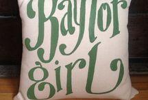 Baylor Proud!! Sic'em Bears!! / by Melinda Goens