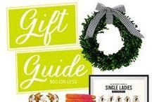 Gift Ideas / Gift ideas for her, Gift ideas for him, Gift ideas for couples, Gift ideas for pet lovers  / by Tree Craft Diary
