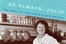 Julia Child  / In honor of Julia Child's 100th birthday on Aug. 15th, the Malta Branch of the Round Lake Library will be showing the movie, Julie & Julia, Tuesday, Aug. 21, at 6:45 p.m. If you can't make it to our viewing, perhaps you'd like to check out one of these Julia-themed books in celebration of the master chef!