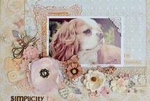 Scrapbooking Page Layouts- Pets / This board is dedicated to Pet page layouts. Please feel free to check out my other scrapbooking layout boards. Enjoy! / by Kelley Wullaert