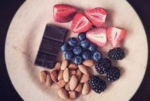 Getting fit and eating healthy / by Danielle De Villiers