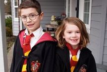 Book-Themed Costumes / Costumes inspired by books, for Halloween or just for fun!