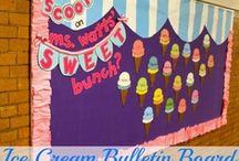 Bulletin Board Ideas / Education: Bulletin Boards & Door Decor