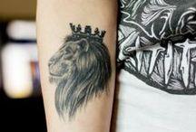 Tattoo art / by Danielle De Villiers