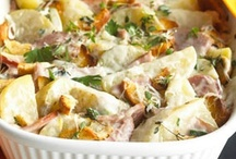 Food: Casseroles & Bakes / by Natalie