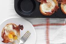 Food: Breakfast / by Natalie