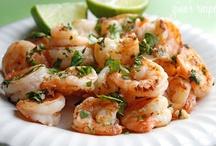 Food: Shrimp & Seafood / by Natalie