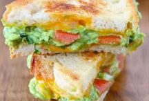 Pressed & Toasted Sandwiches / by Natalie