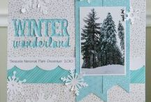 Scrapbooking Page Layouts- Winter Season/Holidays / This board is dedicated to all the layouts that deal with the Winter Season and its Holidays- Christmas, New Years, Valentines day, etc.  Please feel free to check out my other seasonal/holiday boards (or any other board you like.) Enjoy! / by Kelley Wullaert