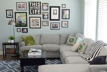 Farm House Living Room Inspiration