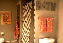 Bath/Laundry Inspiration