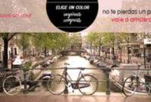 """Embajadores del color con Bugaboo / El 31 de marzo terminó la primera fase de la campaña de Madresfera, """"Embajadores del color"""", en coloboración con Bugaboo. Aquí encontrarás tanto los #moodboards que participaron en la primera fase como los """"diarios de testing"""", que optan a un carrito Bugaboo y un viaje a Amsterdam para toda la familia. ¿Quien lucirá Bugaboo por las calles de Amsterdam? / by Madresfera"""