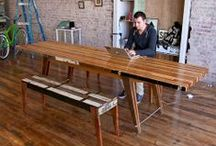"""Work space / Man cave / Secret lair / The ultimate tools and """"space"""" in my head come to life."""