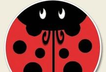 Lady Bug Home Decor and more. / Anything in Lady Bug theme