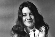 """Janis Joplin / """"The Queen of Psychedelic Soul""""..........and a very beautiful and talented soul! Rest in Peace and thank you for the music. ******    """"Don't compromise yourself. You are all you've got."""" - Janis Joplin -"""