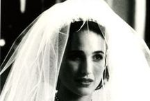 Wedding Dresses in Cinema and Television / Some of the unforgettable wedding dresses from cinema and television.